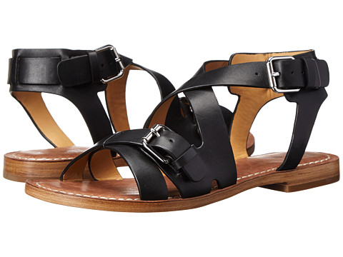 Belle by Sigerson Morrison - Alamea (Black Leather) Women's Shoes