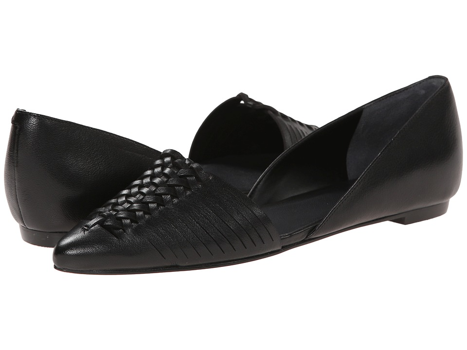 Belle by Sigerson Morrison - Veda (Black Leather) Women