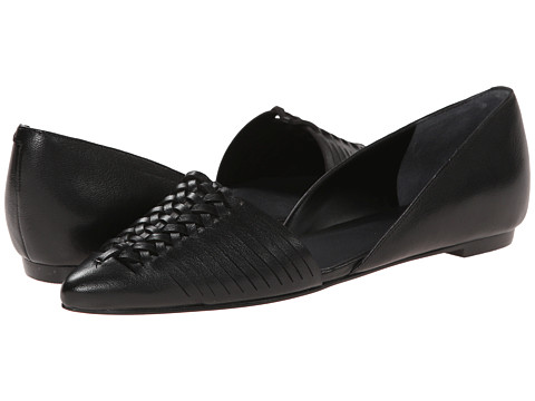 Belle by Sigerson Morrison - Veda (Black Leather) Women's Shoes