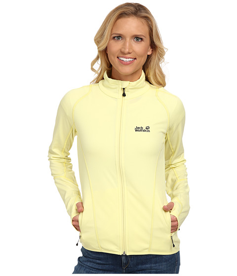 Jack Wolfskin - Transitive Nanuk Jacket (Lemonade) Women's Jacket
