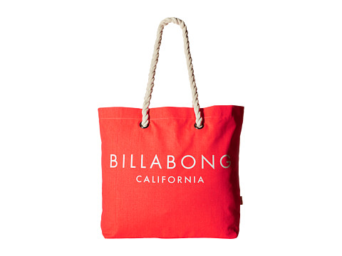 Billabong - Essential Bag (Red Hot) Tote Handbags