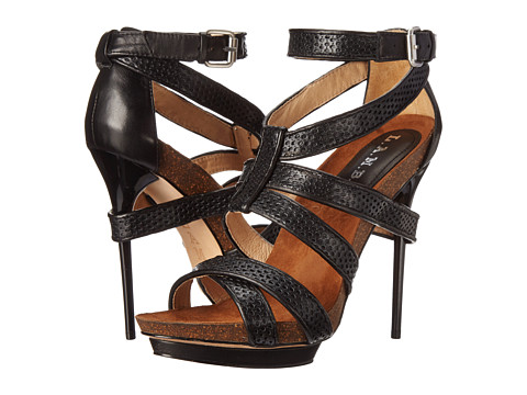 L.A.M.B. - Beatrice (Black) High Heels