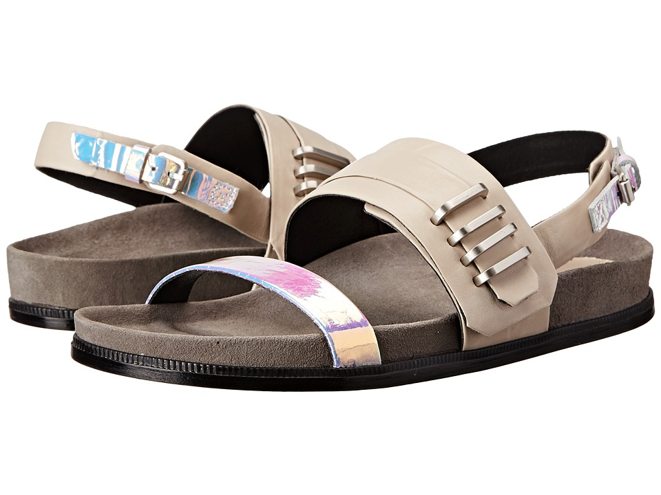 L.A.M.B. - Bradyn (Bone/Pink) Women's Sandals