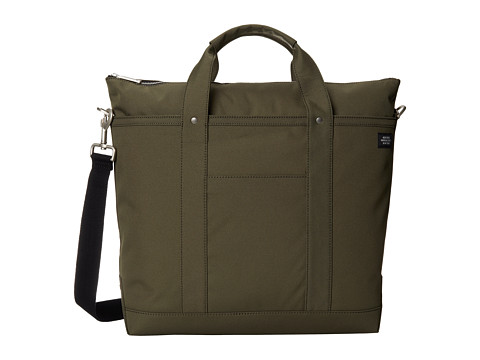 Jack Spade - Field Cordura Small Brick Tote (Tank) Tote Handbags