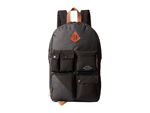 Billabong - Raider Backpack (Black) Backpack Bags