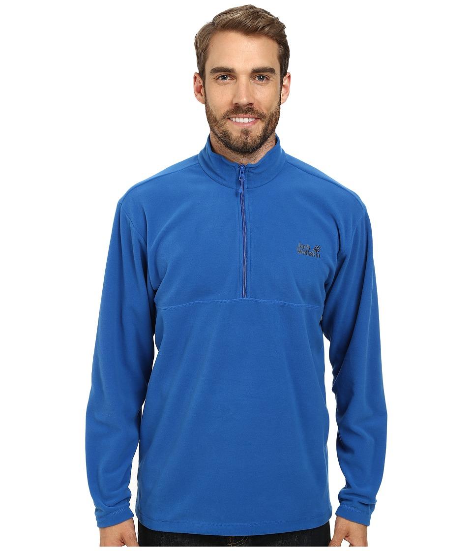 Jack Wolfskin - Gecko (Classic Blue) Men's Sweatshirt