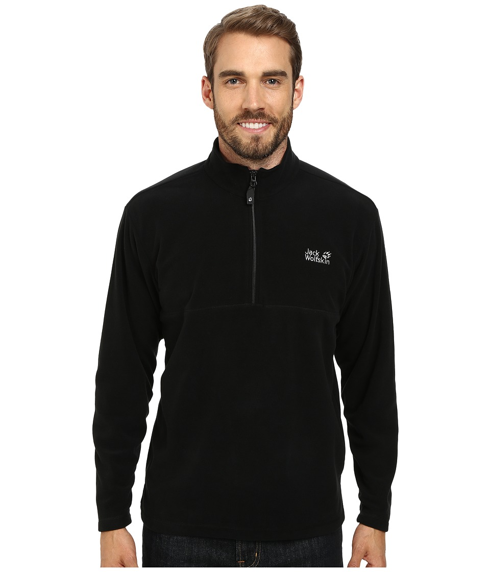 Jack Wolfskin - Gecko (Black) Men's Sweatshirt