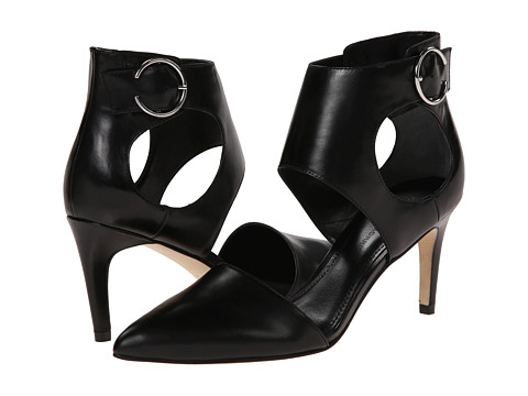Sigerson Morrison - Season (Black Leather) Women's Shoes