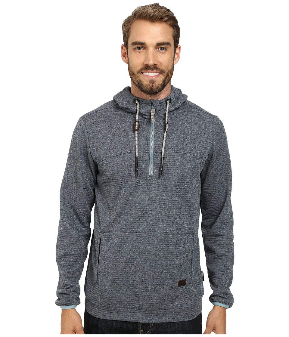 Jack Wolfskin - Tongari Nanuk Hoody (Night Blue) Men's Sweatshirt