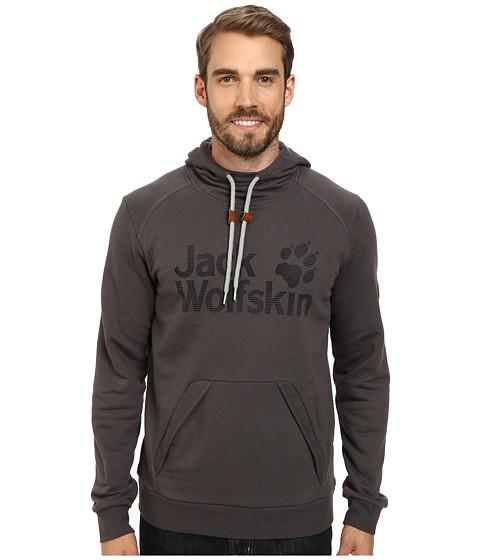 Jack Wolfskin - Rollstone OC Hoody (Dark Steel) Men's Sweatshirt