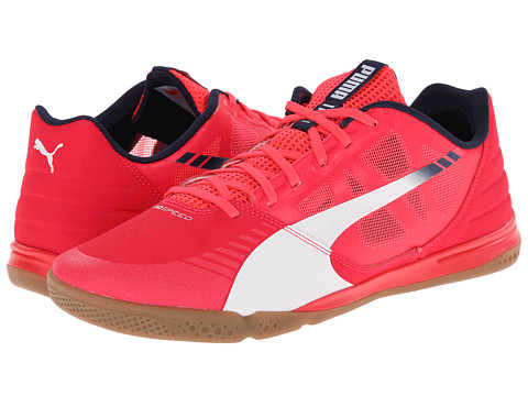 PUMA - Evospeed Sala (Bright Plasma/White/Peacoat) Men's Shoes