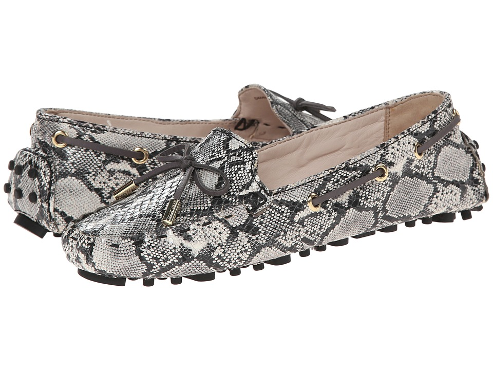 Cole Haan - Cary (Black/Grey Snake Print) Women's Slip on Shoes