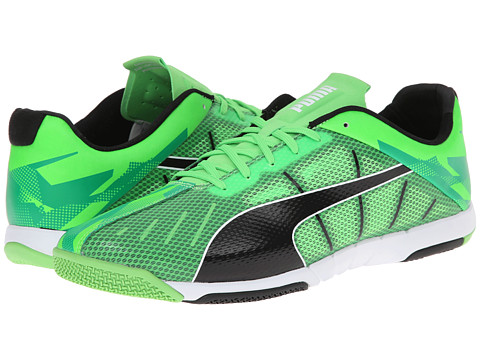 PUMA - Neon Lite 2.0 (Fluo Green/Black/White) Men