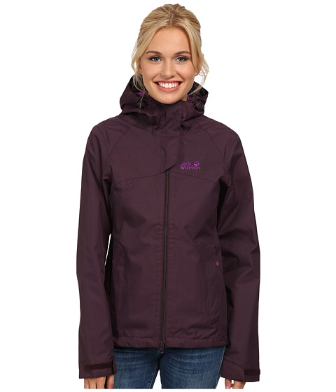 Jack Wolfskin - Arroyo Jacket (Grapevine) Women