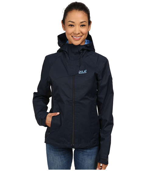 Jack Wolfskin - Arroyo Jacket (Night Blue) Women