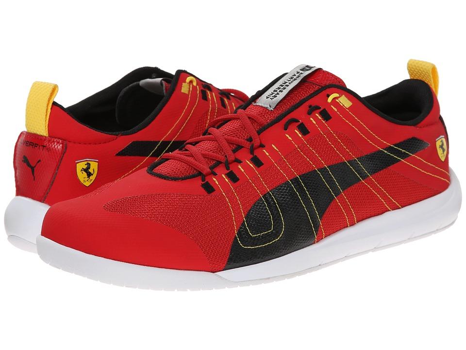 PUMA - TECH Everfit + SF10 (Rosso Corsa/Black) Men's Shoes