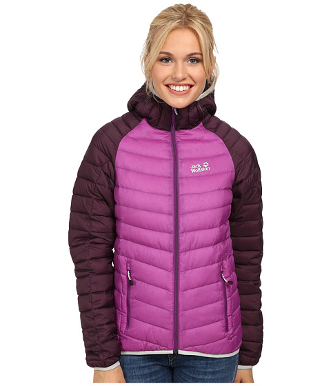 Jack Wolfskin - Zenon XT Jacket (Hyacinth) Women's Coat