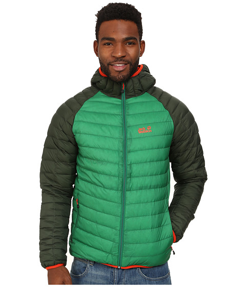 Jack Wolfskin - Zenon XT Jacket (Cucumber Green) Men's Coat