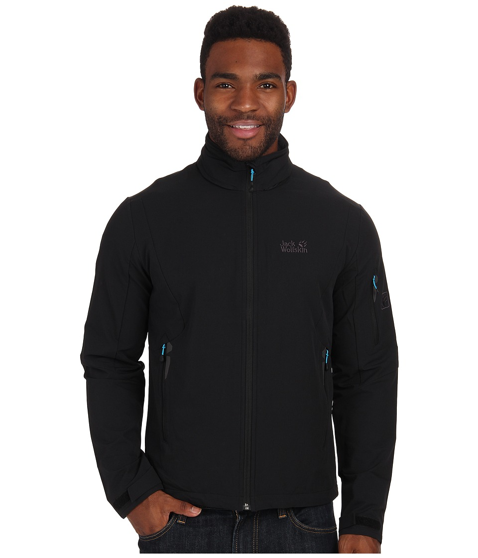 Jack Wolfskin - Muddy Pass XT Jacket (Black) Men's Jacket