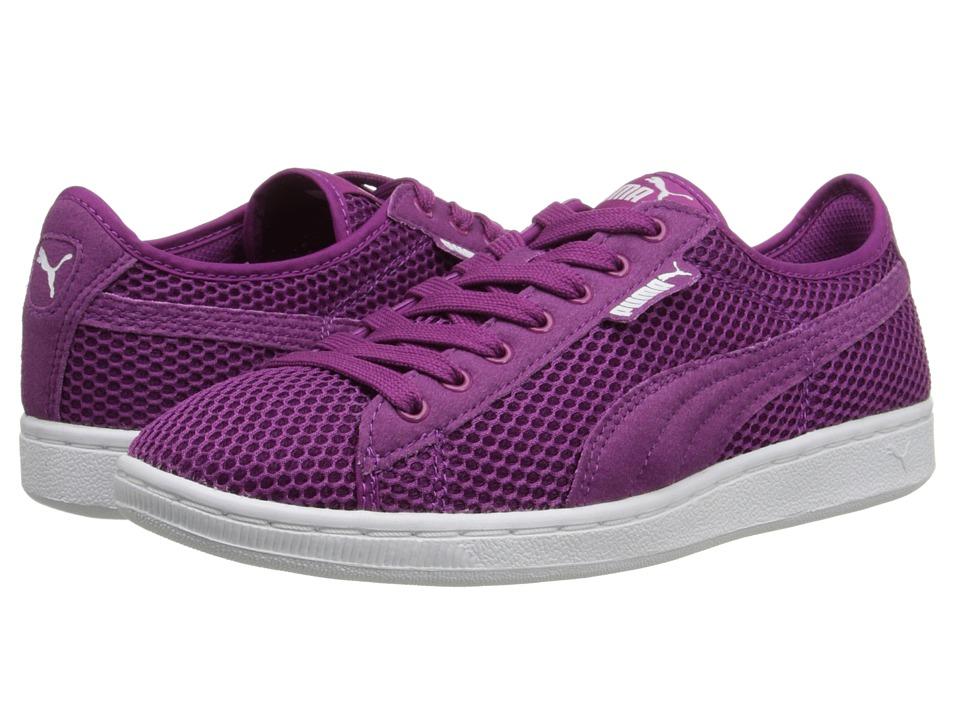 PUMA - Vikky Mesh (Vivid Viola/Vivid Viola) Women's Shoes