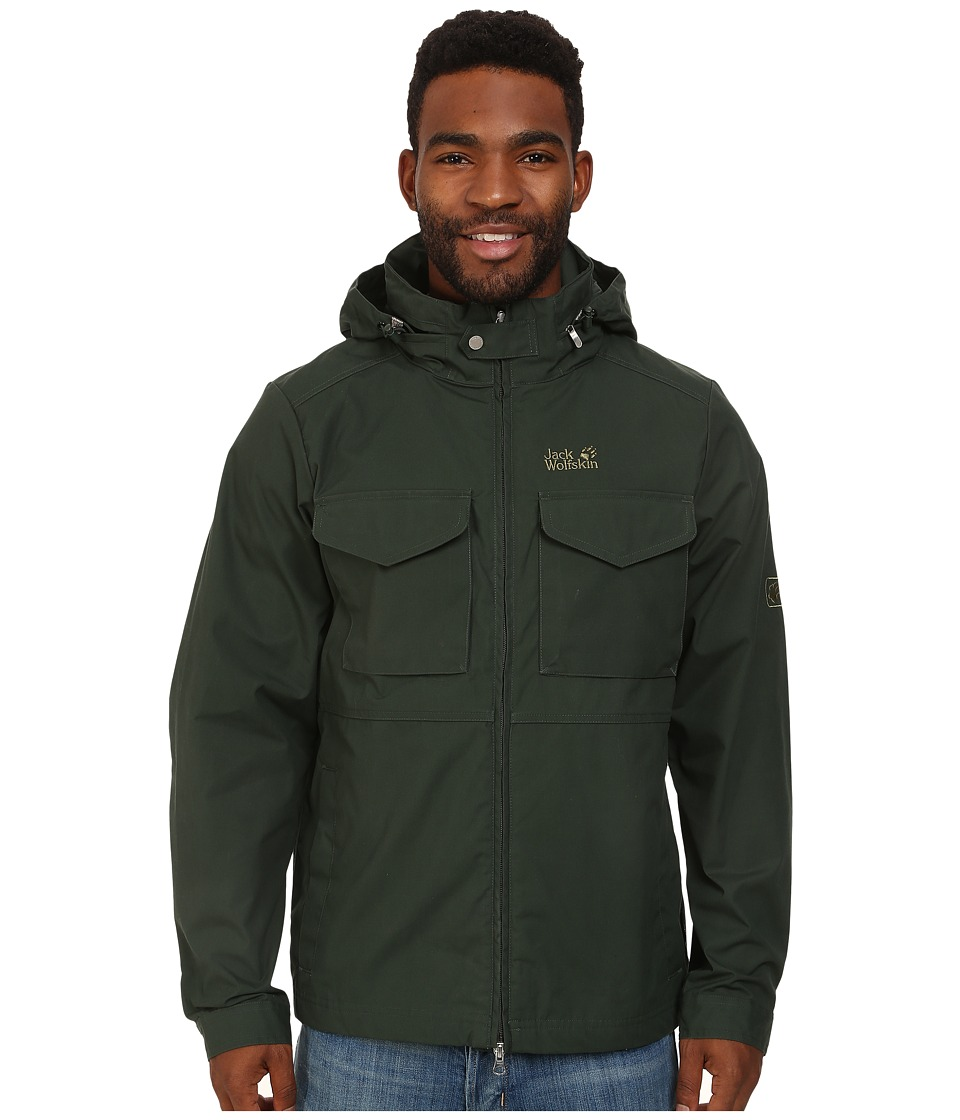 Jack Wolfskin - Atlas Road (Spruce) Men's Clothing