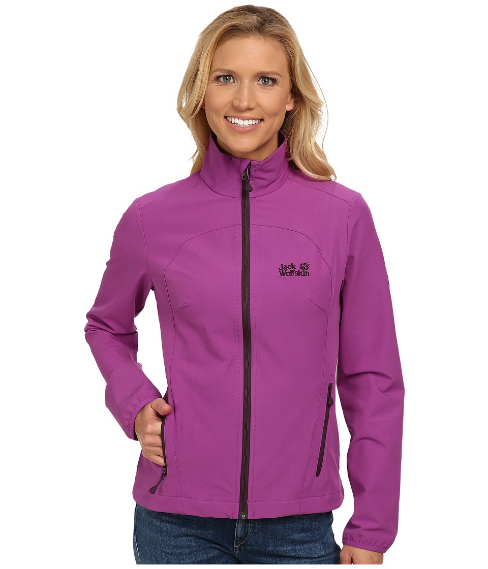 Jack Wolfskin - Motion Flex Jacket (Hyacinth) Women's Jacket