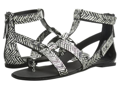 Joe's Jeans - Ranger (Black/White) Women's Sandals