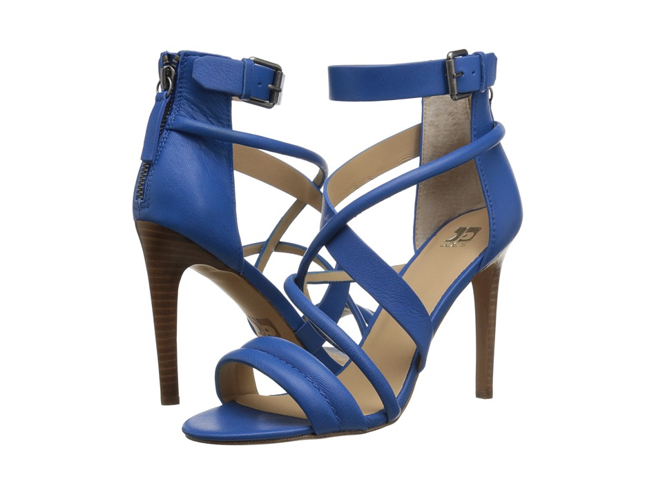 Joe's Jeans - Robbie (Blue Leather) High Heels