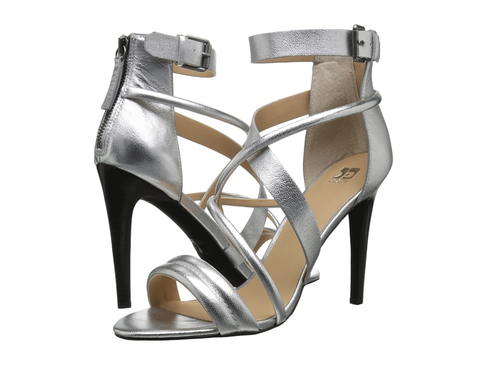 Joe's Jeans - Robbie (Silver Metallic) High Heels