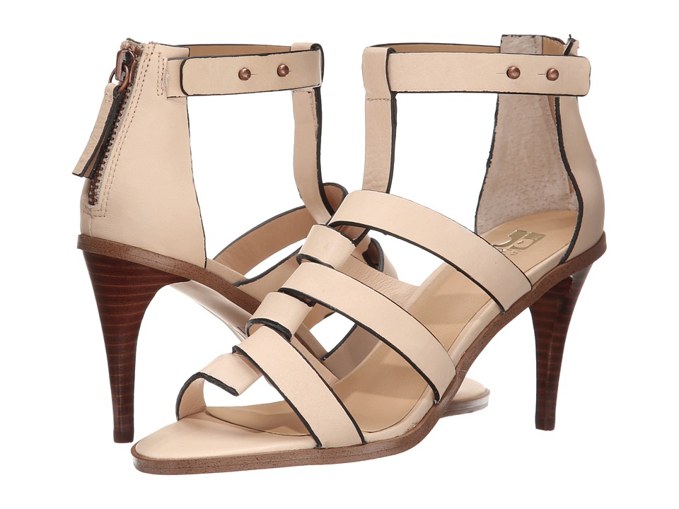 Joe's Jeans - Raven (Nude Leather) High Heels