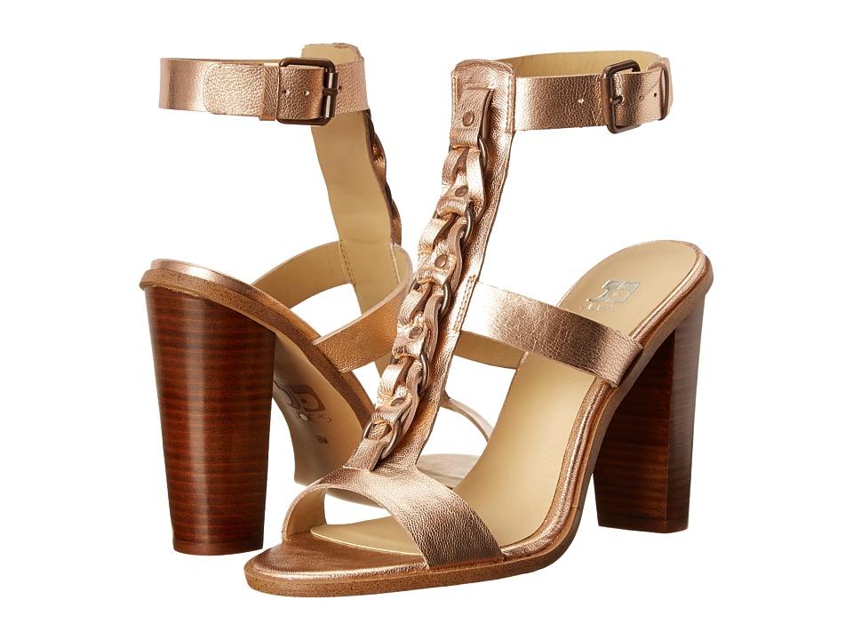 Joe's Jeans - Roscoe (Copper Metallic) High Heels