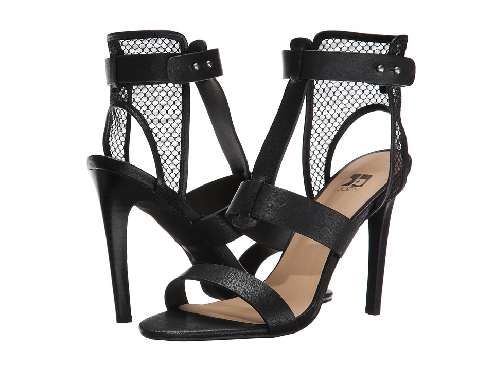 Joe's Jeans - Rocket (Black Leather) High Heels