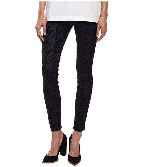 Vivienne Westwood Anglomania - New Monroe Jeggings (Black Startooth) Women
