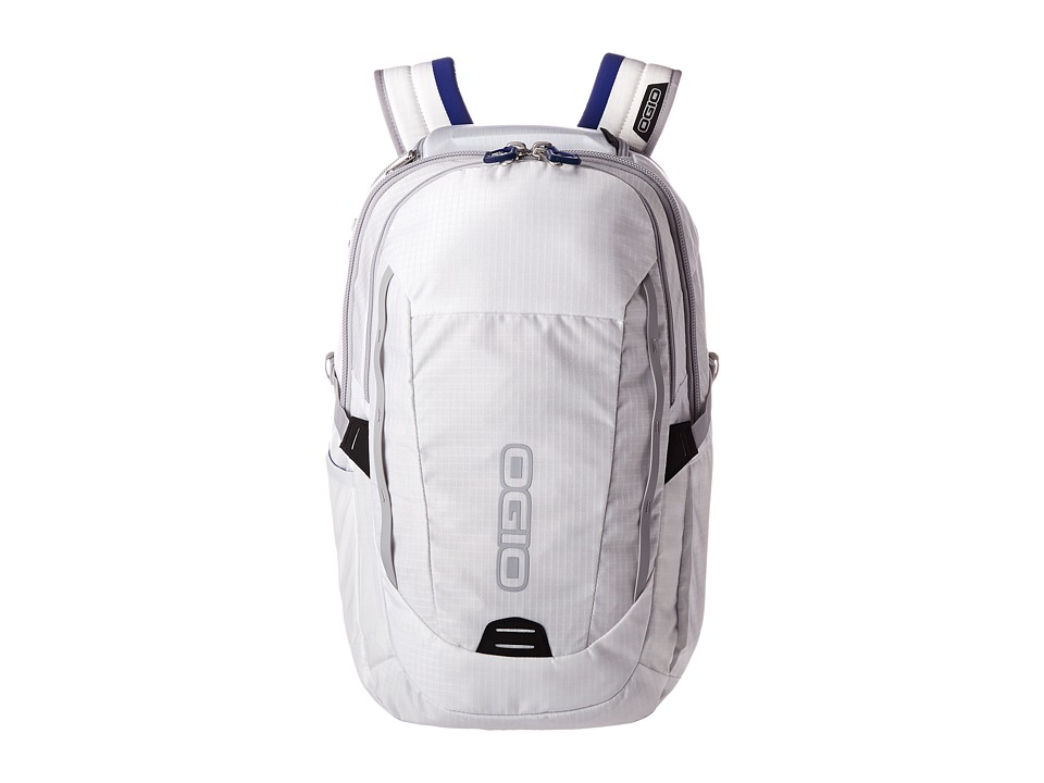 OGIO - Ascent Pack (White/Navy) Backpack Bags