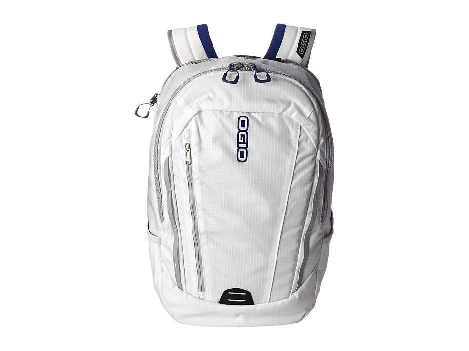 OGIO - Apollo Pack (White/Navy) Backpack Bags