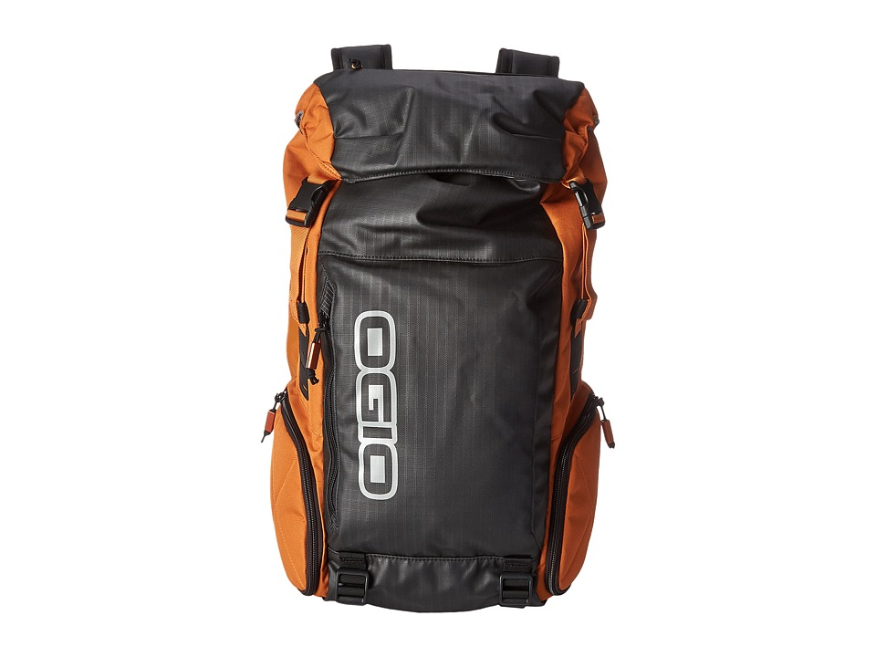 OGIO - Throttle Pack (Orange) Backpack Bags