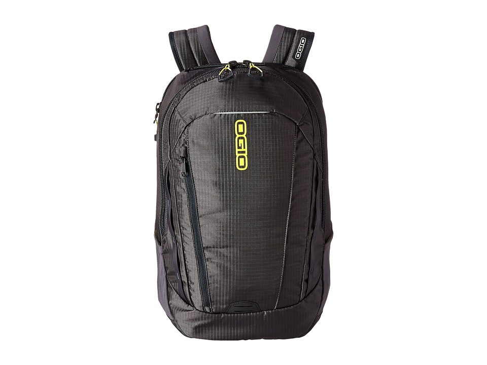 OGIO - Apollo Pack (Black/Acid) Backpack Bags