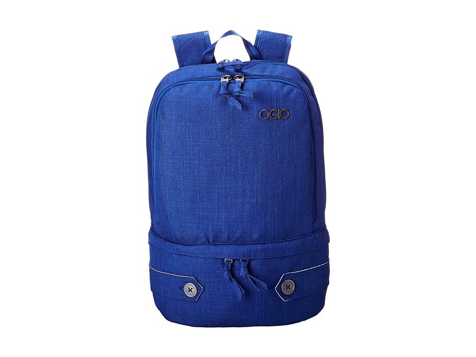 OGIO - Hudson Pack (Cobalt/Cobalt/Academy) Backpack Bags