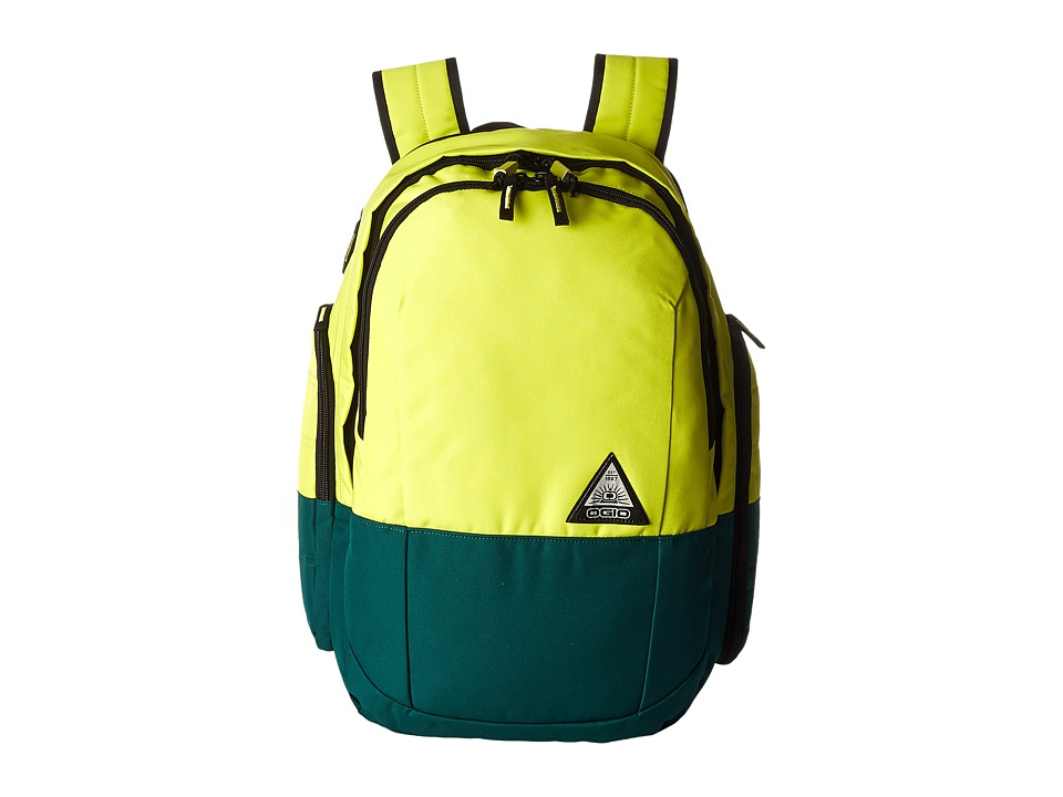OGIO Clark Pack (Chartreuse) Backpack Bags