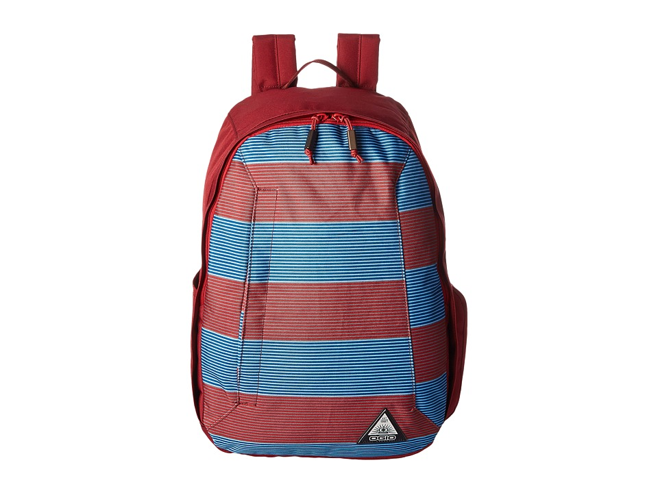 OGIO - Lewis Pack (Biggie Stripe) Backpack Bags