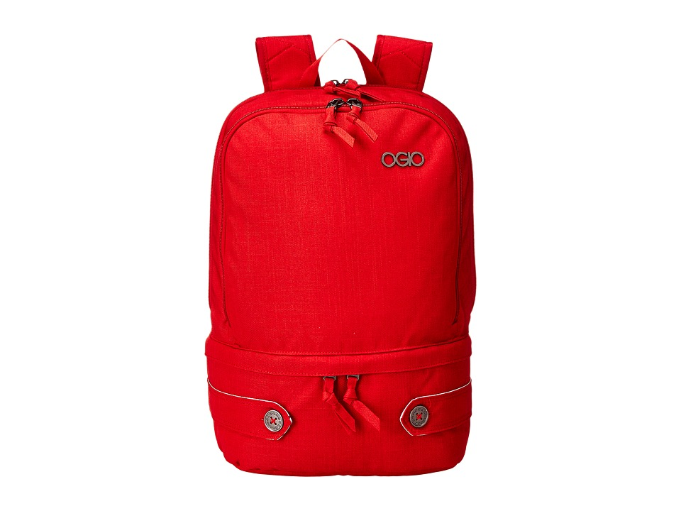OGIO - Hudson Pack (Red) Backpack Bags