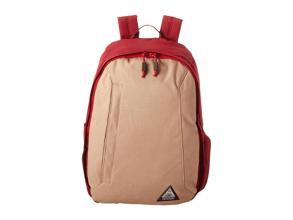 OGIO - Lewis Pack (Khaki) Backpack Bags