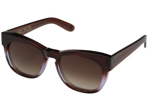 Wildfox - Winston (Purple Ombre) Fashion Sunglasses