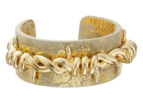 Vivienne Westwood - Adissa Cuff (Yellow Gold) Bracelet