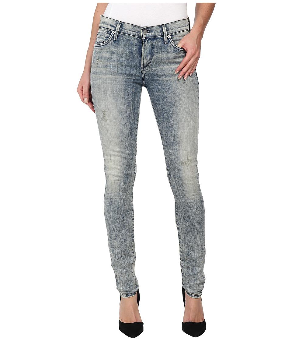 A Gold E - Colette Skinny in Bristol (Bristol) Women's Jeans