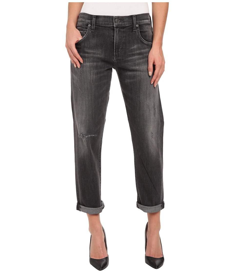 A Gold E - Isabel Slimfit Boyfriend Ankle in Manchester (Manchester) Women's Jeans