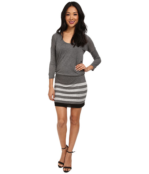 Soft Joie - Lavender 5597-31938 (Dark Heather Grey/Heather Grey/Caviar) Women's Dress