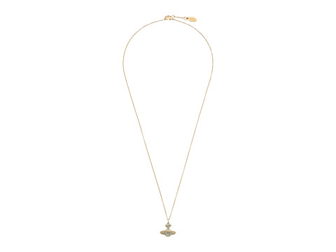 Vivienne Westwood - Grace Small Pendant (Yellow Gold) Necklace