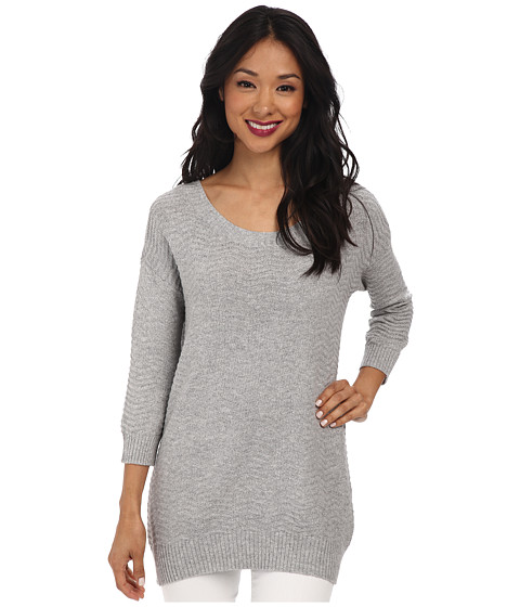 Soft Joie - Ranger 6354-27516 (Heather Grey) Women's Sweater