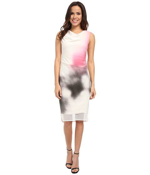 Elie Tahari - Sue Dress (White) Women's Dress